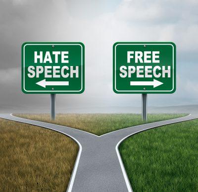 Govor mržnje ili sloboda izražavanja?
