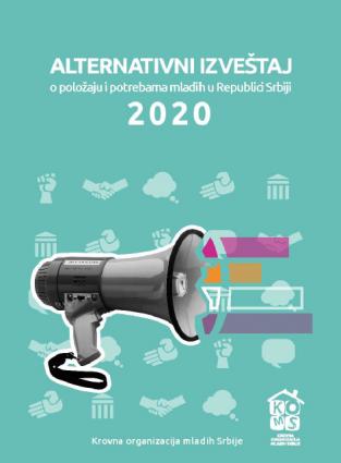 Alternativni izveštaj o položaju i potrebama mladih 2020